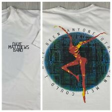 Vtg Dave Matthews Band 1993 Band T Could I have Been Anyone Other Than Me 2Xl