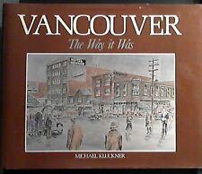 2 Vols Canadian History Vancouver British Columbia