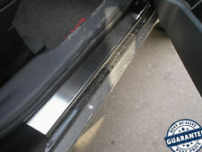 Mitsubishi OUTLANDER XL 2006-12 Stainless Steel Door Sill Guard Scuff Protectors