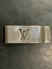 Louis Vuitton Money Clip In A1 Condition Freshly Polished