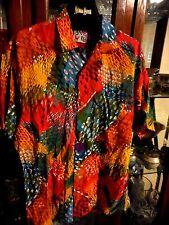 Jams World FAB RARE Flashback S New NWT Mens Hawaiian Shirt  OOP