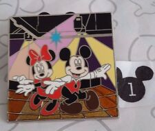 Mickey & Minnie Mouse Dancing DCL Disney Cruise Line PWP 2012 Pin Buy 2 Save $