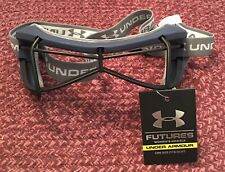 New Under Armour Lax Womens Lacrosse 🥍 Goggles Gray