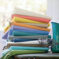 Extra Deep Pocket Fitted Sheet+2 Pillow Case 1000 TC Solid Colors AU Super King