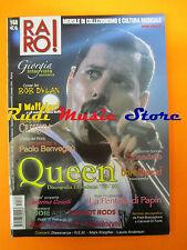 rivista RARO 168/2005 Queen Bob Dylan Giorgia I Mattatori Paolo Benvegnu'  No cd