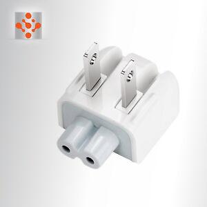 100% Genuine OEM MagSafe AC Wall Adapter Apple DUCKHEAD 2 PRONG PLUG 45W 60W 85W