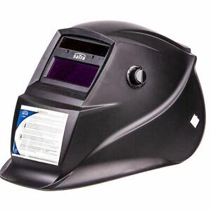 S-KM19 Auto Darkening Welding Helmet Mask Welders Grinding Function Solar Power