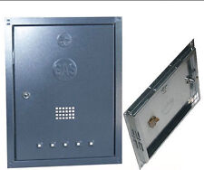 SPORTELLO CONTATORE GAS METANO CON TELAIO CON CHIAVE CM 45X35 (00449)