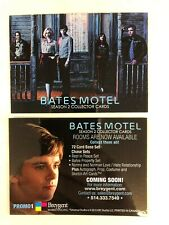 CHEAP PROMO CARD: Bates Motel Season 2 Breygent #1 ONE SHIP FEE PER ORDER