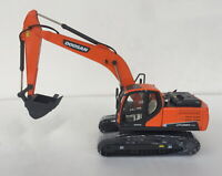 1/40 DOOSAN DX220LC-9C Hydraulic Excavator 2019 Diecast Model Toy NEW