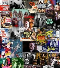 41 Classic Horror & Sci-fi Movies on a 16gb USB Flash Drive Over 50 HRS #look#