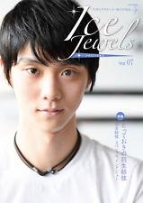JAPAN NEW Ice Jewels 7 Yuzuru Hanyu special interview (Book)