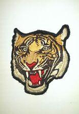 Rare Vintage Polo Ralph Lauren Tiger Head Patch
