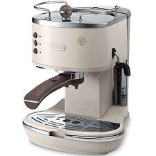 DeLonghi Icona Vintage Cream ECOV311.BG 15 Bar Pump Coffee Espresso Cappuccino