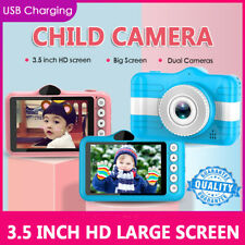 Kids Mini Digital Children Camera LCD Camera Recorder Game Toy Gifts 2 colors
