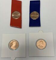 2017 S,P,D,SP Lincoln Shield Enhanced Cent All 4 Update Set S Proof, P,D, Enh