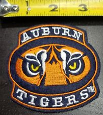 "Auburn Tigers 3"" Embroidered Iron/Sew On Patch~FREE SHIPPING FROM THE U.S.~"