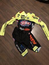 Team Neri Sottoli Selle Italia Ktm Skinsuit TT Suit Einteiler  Team Issue