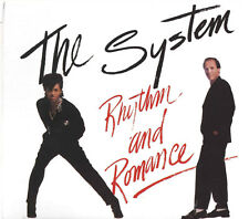 The System  – Rhythm And Romance    new cd