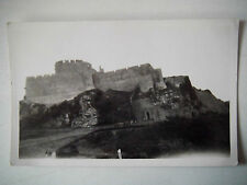 Mt Orgueil Castle Real Photograph Old Postcard