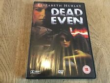 Dead Even DVD