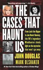 The Cases That Haunt Us, John Douglas, Mark Olshaker, 0671017063, Book, Good