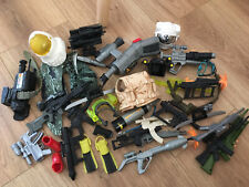 selection of Action Man spares. action man accessories. bulk.