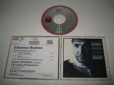 J.BRAHMS/VIOLINO CONCERTO DI N.KENNEDY & K.TENNSTEDT(EMI/46094 9)CD ALBUM
