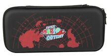 Zipper Bag Carrying Case Handle For Nintendo Switch Console Super Mario Odyssey