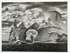 Sebastiao Salgado  Print 13 -Glacial Icecap in Antarctica 2005 13x10
