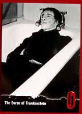HAMMER HORROR - Series One - Card #36 - THE CURSE OF FRANKENSTEIN