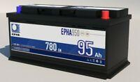 BATERIA 12V 95AH 800A Fabricada por TUDOR especial FURGONETAS Y TURISMOS DIESEL