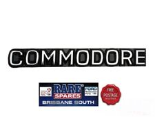 HOLDEN COMMODORE VB GRILLE BADGE