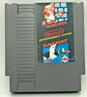 Super Mario Bros./Duck Hunt Game (Nintendo Entertainment System/NES) - Tested