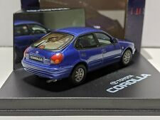 Toyota Corolla Liftback Blue 1/43 VITESSE Dealer Model Rare