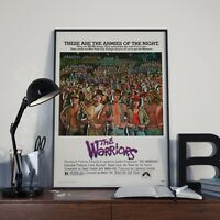 The Warriors Movie Film Poster Print Picture A3 A4