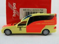"""Herpa 046824 Mercedes-Benz Binz A2003 KTW """"Feuerwehr Herne"""" 1:87/H0 NEU/OVP"""