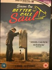 Better Call Saul: Season One DVD (2015) Bob Odenkirk