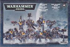 GAMES WORKSHOP CITADEL 53-06 - WARHAMMER 40000 SPACE WOLVES PACK LUPI SIDERALI