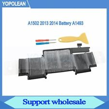 "New 11.34V 71.8Wh A1493 Battery For Macbook Pro Retina 13"" A1502 Battery 2013"