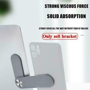 Laptop Side Mount Clip Phone Holder For Dual Screen Bracket Magnetic Z1H0