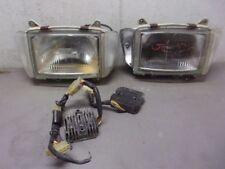1984 Honda GL1200 Goldwing - 2 Headlights and 2 Regulator Rectifiers