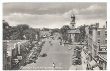 Quincy Square, Quincy, Massachusetts Old Postcard