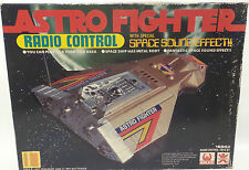 SPACE : ASTRO FIGHTER RADIO CONTROL VINTAGE MODEL MADE BY BANDAI / HALES (MLFP)