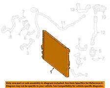 MERCEDES OEM 15-17 C63 AMG S-Auxiliary Radiator 0995005403