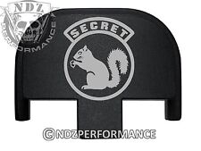 Rear Slide Plate for Smith Wesson S&W SD9 SD40 VE 9mm 40 BK Secret Squirrell 1