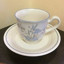 "KELTCRAFT by NORITAKE "" Kilkee "" 9109 - Ireland - Footed Coffee Cup & Saucer"