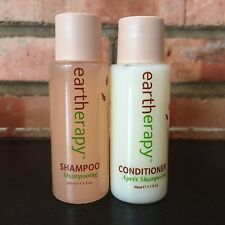 Eartherapy Shampoo & Conditioner 30ml -20pc ea- Eco Guest Amenities - Air B&B...