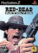 Red Dead Revolver (Sony PlayStation 2, 2004) GREATEST HITS