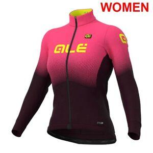Women's team Cycling Jerseys Cycling Long Sleeve Jerseys Bicycle Jackets H386